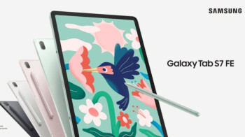 Meet Samsung's newest Android tablets: Galaxy Tab S7 FE 5G and Tab A7 Lite