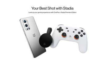 OnePlus announces free Google Stadia bundles; mentions Nord 2 by mistake
