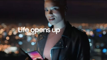New Samsung TV ad hints at Under Panel Camera (UPC) for the Galaxy Z Fold 3