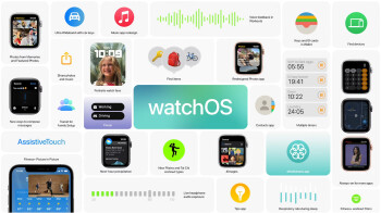 WatchOS 8 brings new watchfaces, multiple timers, sharing comfort