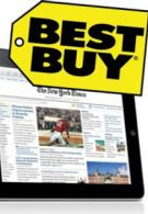 Best Buy to sell iPads at all stores as tablets tackle the holidays