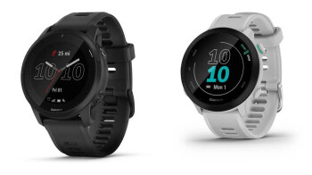 Garmin releases a new pair of Forerunners - the 945 LTE and 55