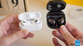 The Galaxy Buds Pro helped Samsung close the gap to Apple's AirPods in Q1 2021