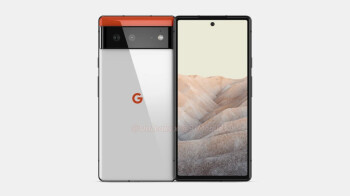 Images of cases for the 5G Pixel 6 and Pixel 6 Pro match renders of the new phones