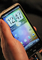 HTC Desire HD and Desire Z Hands-on