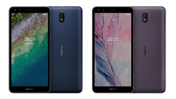 Nokia C01 Plus announced with very low price, Android 11 Go Edition