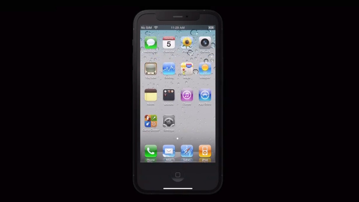 Run iPhone 12 on iOS 4 with the OldOS app to see how tough your forbearers  had it» Gamers Grade