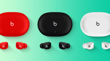 Leaked Beats Studio buds hint at possible AirPods Pro changes