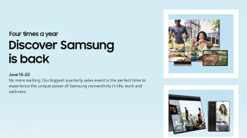 Big 'Discover Samsung' sale takes on Amazon Prime Day!