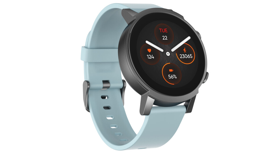Second-ever Snapdragon 4100 Wear OS smartwatch is official