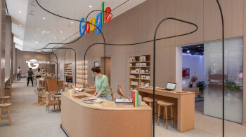 Google's first permanent retail store opens!