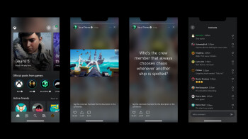 Microsoft adds games stories to its Xbox mobile app