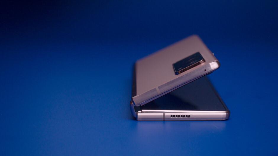 Galaxy Z Fold 2 possibly discontinued