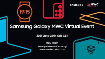 Samsung's next major Galaxy reveal event set for June 28