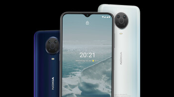 The affordable Nokia G20 debuts in the United States with a large battery, at an affordable price