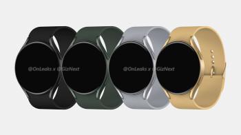 Huge Galaxy Watch Active 4 leak reveals sleek design and colors
