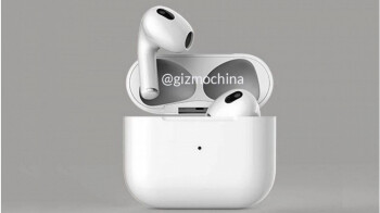 Suppliers begin shipping components for AirPods 3, expected this year