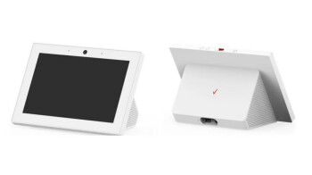 Verizon's first own-brand smart display will come with 4G LTE... for some reason