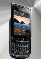 Release of the BlackBerry Torch for Bell has been pushed back to October 1st