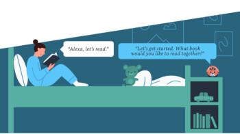 Amazon launches new Reading Sidekick skill for Alexa
