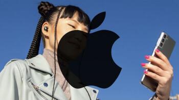 Unprecedented: Apple uses Galaxy S21 to market Beats Studio Buds