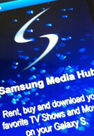 Epic 4G gets Samsung Media Hub upgrade OTA; prices start as low as $1.99 for T.V. shows