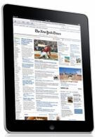 Apple courts publishers for iPad digital newsstand