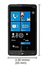 HTC HD7 gets a release date and a price, courtesy of a leaked document