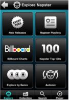 Napster brings its subscription based streaming service to iOS devices