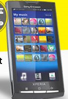 Best Buy prices the Sony Ericsson Xperia X10 for AT&T at $1 for today only
