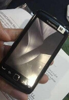 Is this the BlackBerry Storm 3?