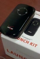 Verizon Fivespot launch kits are beginning to infiltrate stores