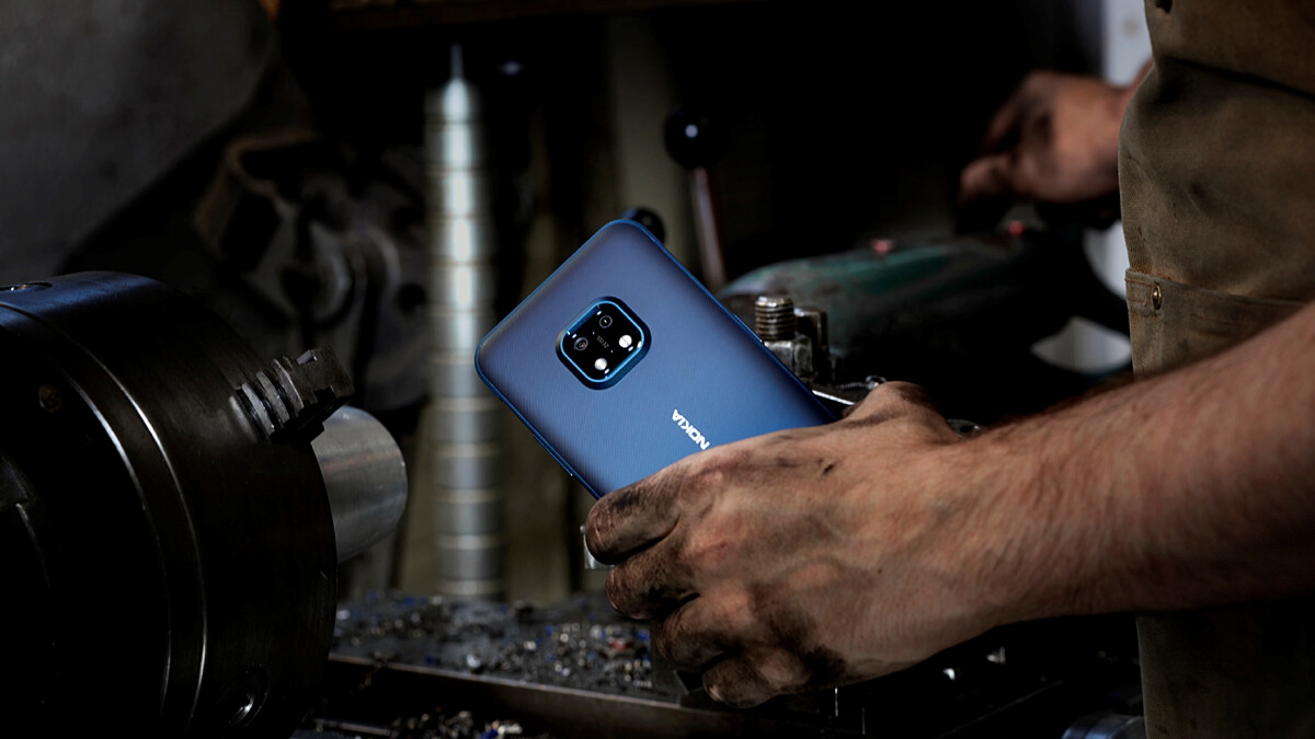 Nokia XR20 and C30 are official; Check out HMD's first rugged smartphone -  PhoneArena