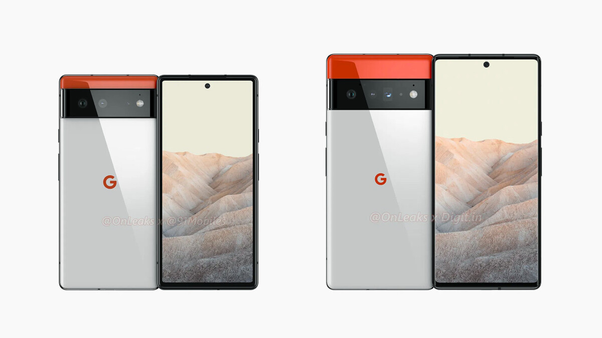 Google's CEO teases Pixel 6 and its 'deep technological investments' - PhoneArena