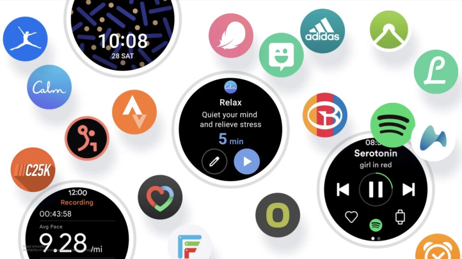 New Galaxy Watch 4 Classic images show it running Google and Samsung's new OS