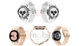 Leak indicates Galaxy Watch 4 and Classic are basically the same watch with different exteriors