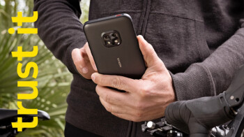 The rugged Nokia XR20 5G is up for pre-order early in the US