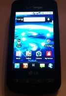 More LG Vortex spy shots in the wild, Froyo comes standard