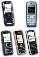Nokia announces five new phones