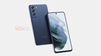 Samsung's Galaxy S21 FE 5G leaks again, this time through Cricket