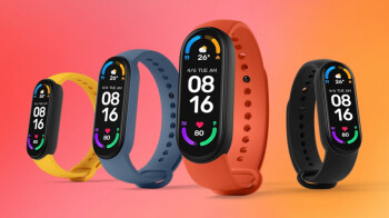 Mi Band 6 helps Xiaomi edge Apple for global lead in wearable band devices