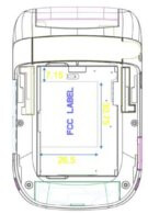 Noticeable hinge packing BlackBerry 9670 clamshell is spotted over at the FCC