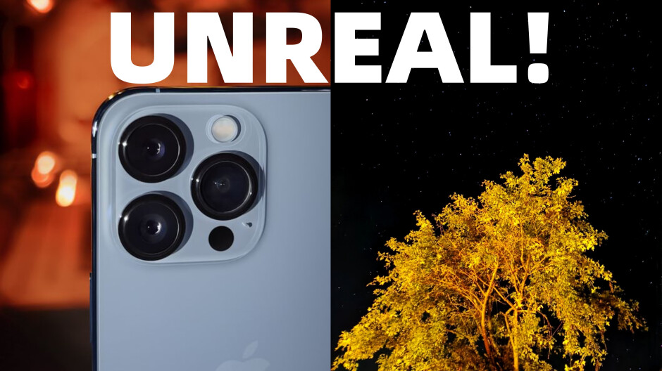 Astrophotography on iPhone 13 is unreal... literally!