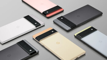 Squeezy sides apparently coming back to Google phones with the Pixel 6 (or maybe not)
