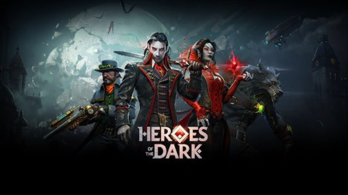 Heroes of the Dark announced for iPhone 13, new iPad and iPad mini - PhoneArena