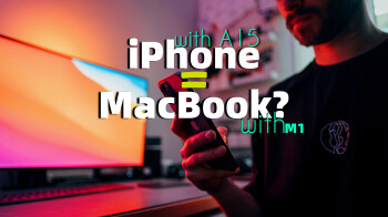iPhone 13 - the M1 MacBook of smartphones