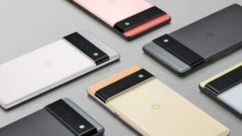 """You can now see the Pixel 6 """"in the flesh"""" at Google's NYC store"""