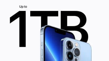 First 1TB iPhone 13 Pro test shows the price is right