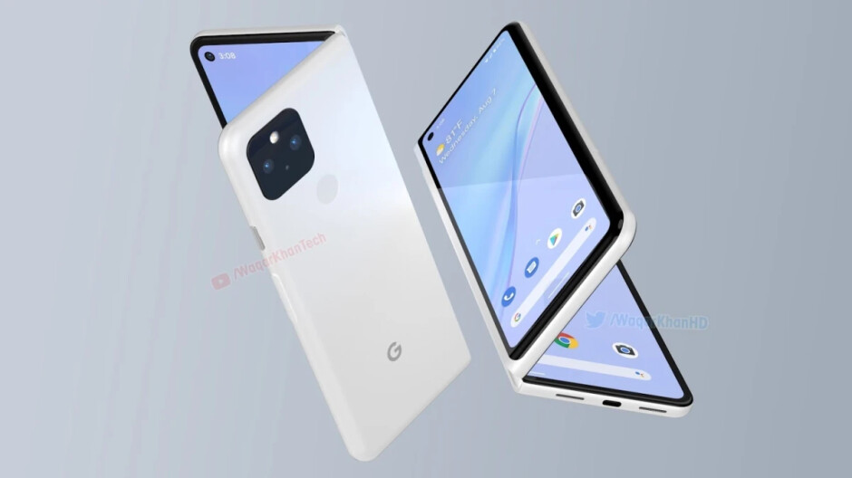 Google could already be working on second-gen Pixel foldable