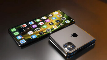 Apple's two foldable iPhones to be very thin